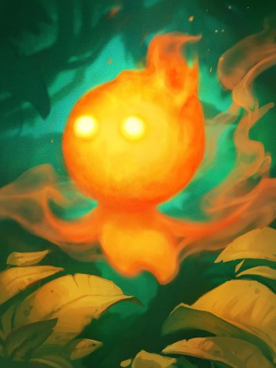 Hearthstone Flame Elemental