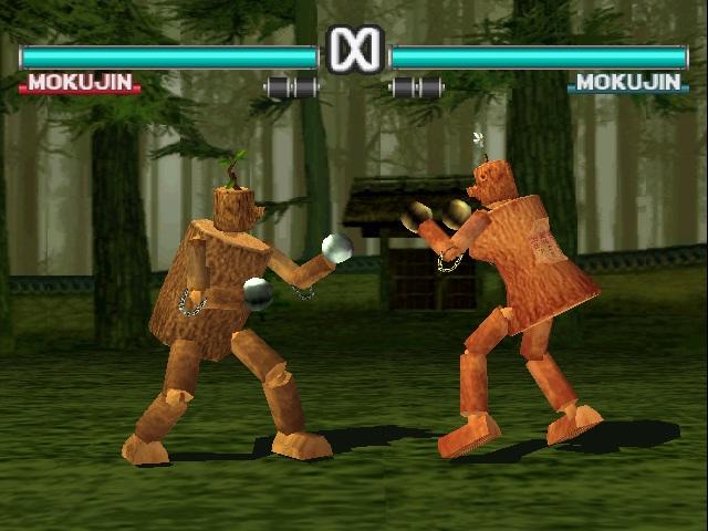 Mokujin Tekken 3
